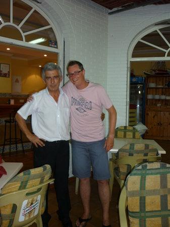 La Barca: Paco amigo & Pellegrini