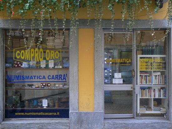 Numismatica Carra
