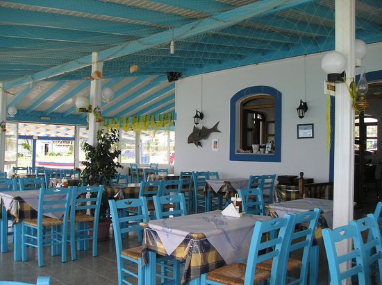 Stamatia: The taverna
