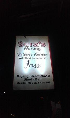Sura's warung