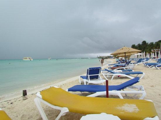 WorldMark Isla Mujeres : Beach, Playa Norte.