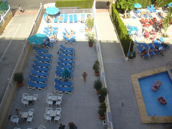 Port Vista Oro: Seperate Sun Terrace