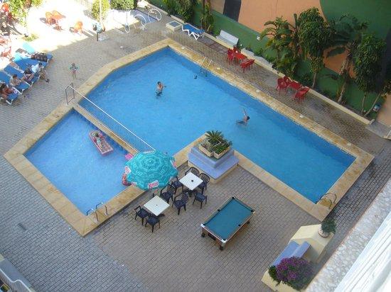 Port Vista Oro: Hotel Pool