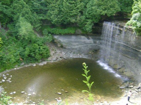 Kagawong, Kanada: Bridal Veil Falls - Manitoulin Island
