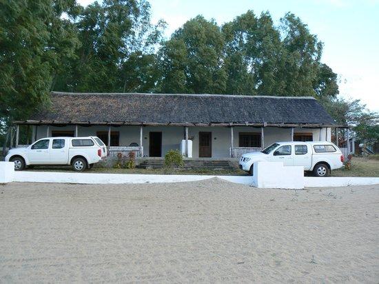 Nkhotakota, Malawi: The self catering cottage