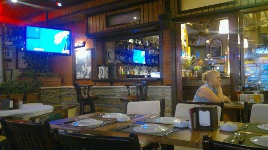 Kibele Restaurant from outside
