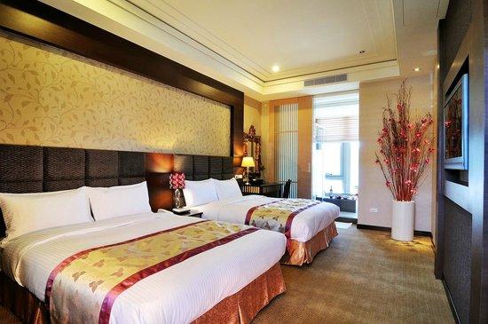 JinShan Sakura Bay Spring Resort : 房間內部