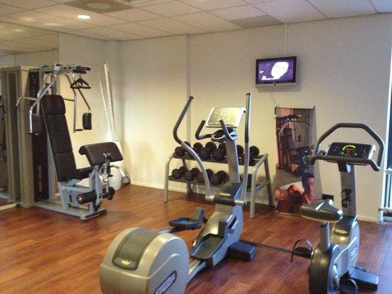 Mercure Hotel Amsterdam City: Small Gym