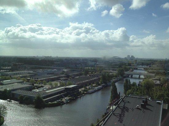 Mercure Hotel Amsterdam City: View
