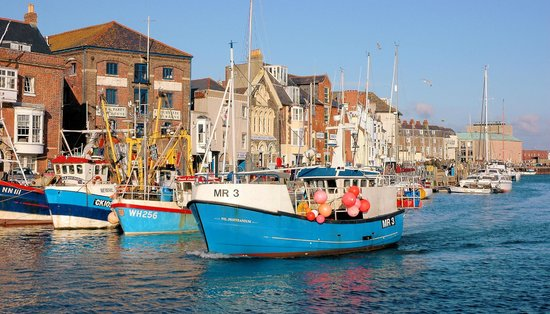 ‪Weymouth Harbour‬