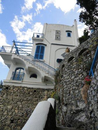 Villa San Michele: Familienhotel mit Zimmerterrassen
