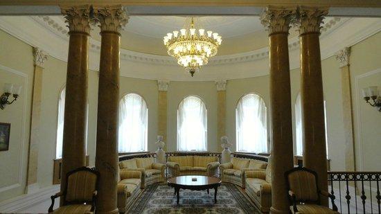 Park-Hotel Morozovka : Top Floor Atrium