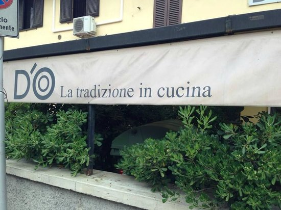 Cornaredo, Italien: D'O di Davide Oldani