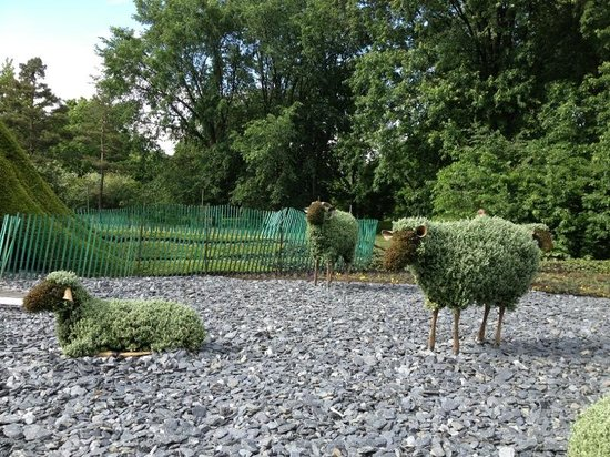 Hotel Le Cantlie Suites : Botanical Gardens