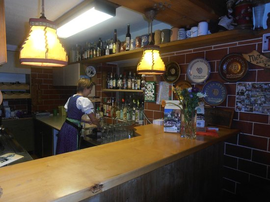Wirtshaus im Zauberwald: Warm & cosy atmosphere inside.....felt so at home there.....owners & staff helpful & pleasant...