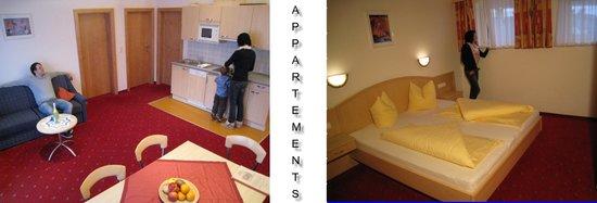 Apart Hotel Bergköenig: Moderne, gemütliche und großzügige Appartements