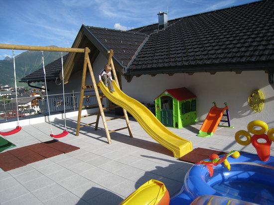 Apart Hotel Bergköenig: Kinderspielplatz