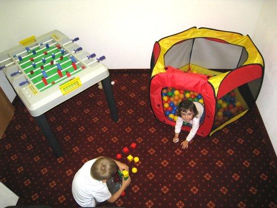 Apart Hotel Bergköenig: gratis Kleinkinderspielraum