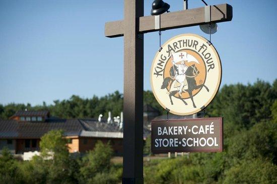 King Arthur Flour: Bakery, Café, School, and Store : King Arthur Flour