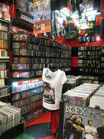 Dallas Music Shop