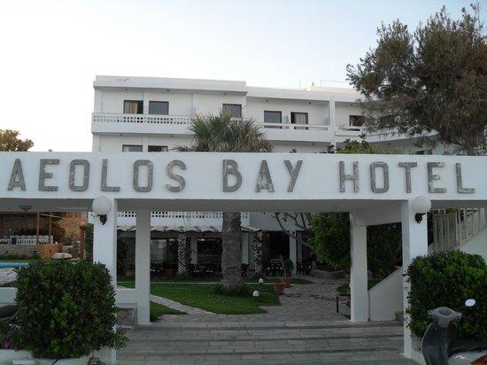 Aeolos Bay Hotel: Het hotel zelf