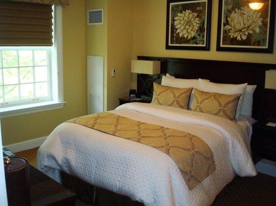 Nassau Inn: Bedroom