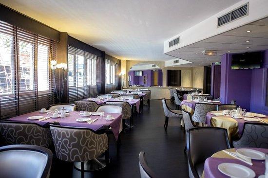 Best Western Plus Cannes Riviera & Spa: Breakfast