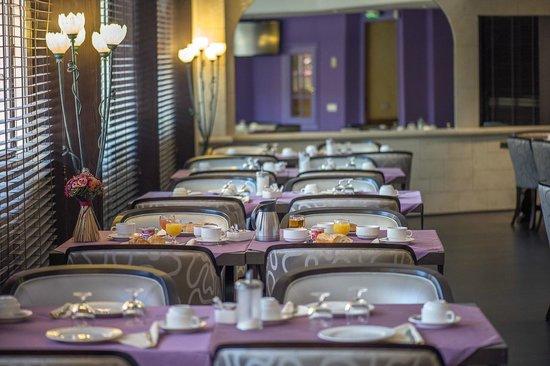BEST WESTERN PLUS CANNES RIVIERA & Spa : Breakfast area