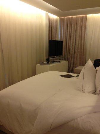 ABaC Barcelona: bed