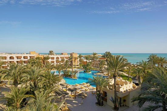 Safira Palms Hotel & Spa: Overview