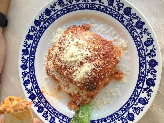 Ristorante Pizzeria Rio Novo: Awesome Lasanga