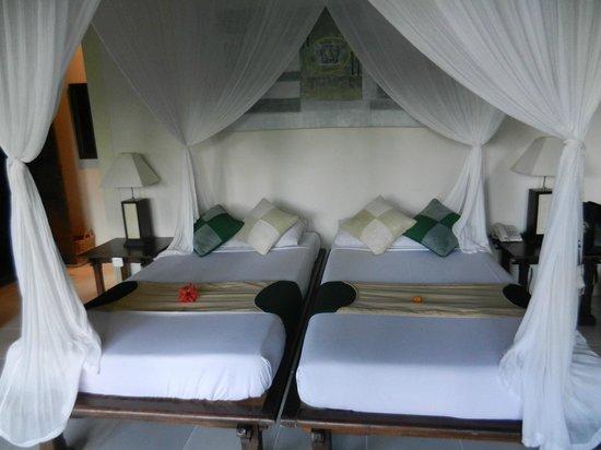Alam Sari: Just love the room!