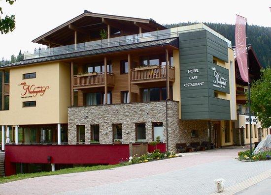 Hotel ...mein Neubergerhof: the new Wing of the Neuberger Hof....