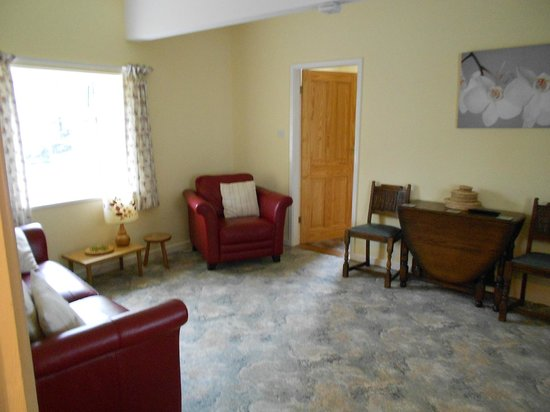 Tyn-Yr-Eithin Bed and Breakfast: Sapcious lounge