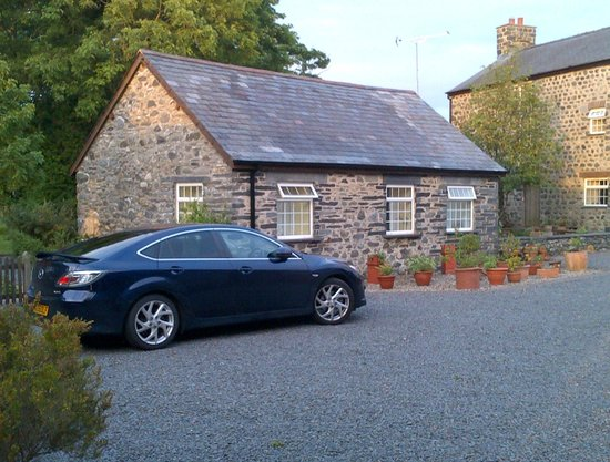 Tyn-Yr-Eithin Bed and Breakfast : The self catering cottage