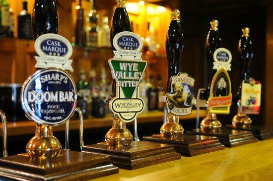 The Gate Inn: Real Ales