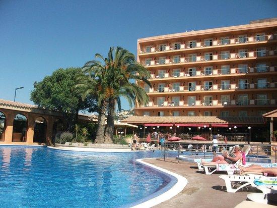 Hotel Luna Club: Luna park 3 star