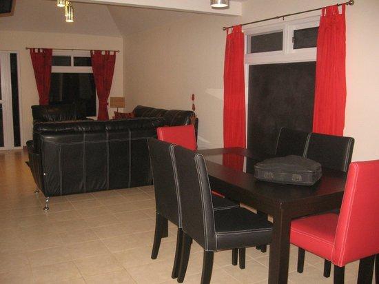 Stanza Hotel & Spa: sala comedor