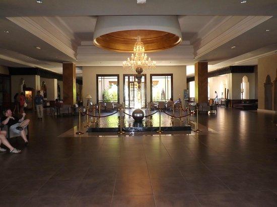 ClubHotel Riu Tikida Palmeraie: Entrance