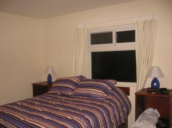 Stanza Hotel & Spa: habitación pequeña. 1 de tres