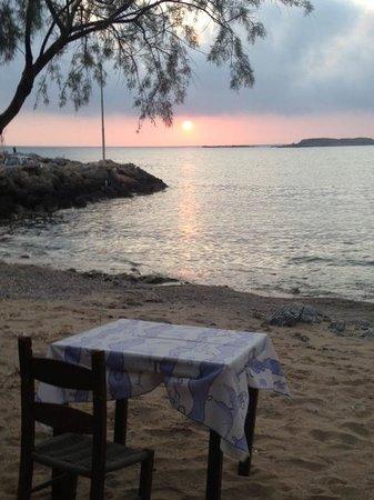 Captain Nikolas: cena al tramonto
