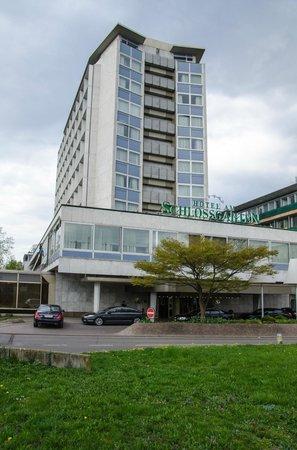Althoff Hotel Am Schlossgarten: Front