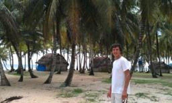 Guna Yala Region, بنما: cabañas que alquilan en isla Aguja