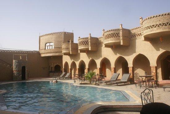Morocco Extra Tours - Day Tours: Riad Mamouche. Ouarzazate.