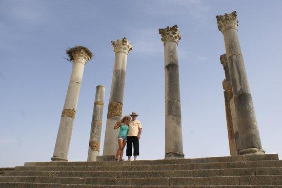 Morocco Extra Tours - Day Tours: Ruinas romanas.