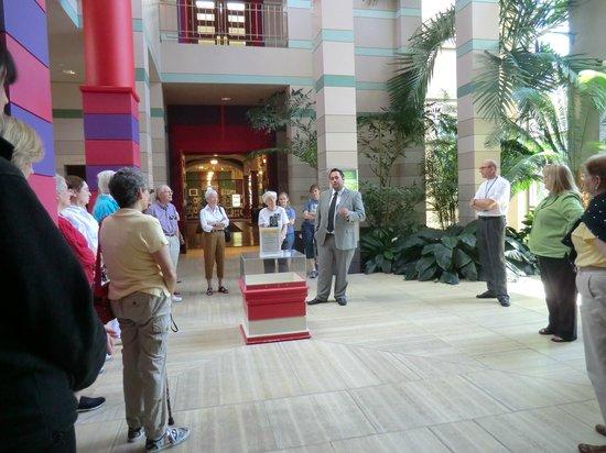 Cedar Rapids Museum of Art: Visitors at the Museum