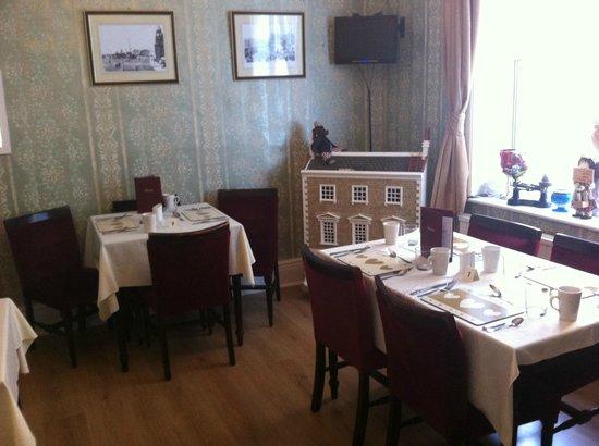 The South Lea Hotel : Breakfast Area