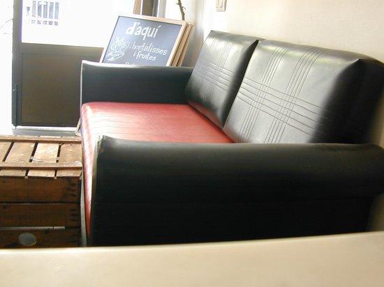 D'aquí: divano per conversare