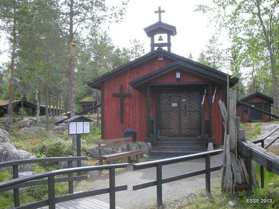 Arctic Museum Nanoq: The Church