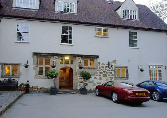 Losehill House Hotel & Spa: Wonderful setting and Hotel